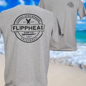 flipphead surf tshirts